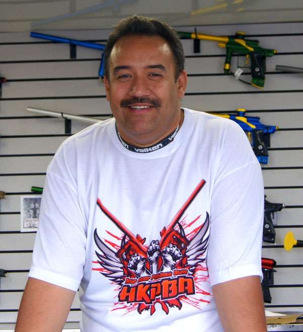 Mark Pagan, Help Keep Paintball Alive