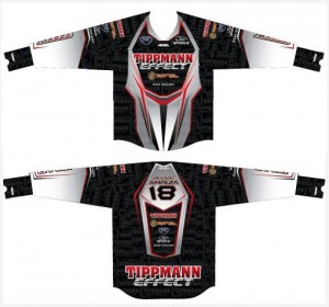 Tippmann Effect Jerseys