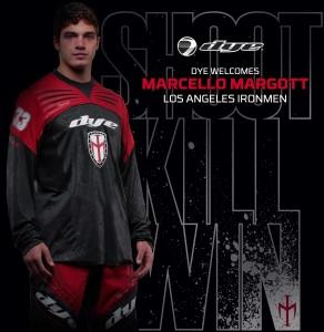 Marcello Margott signs with LA Ironmen