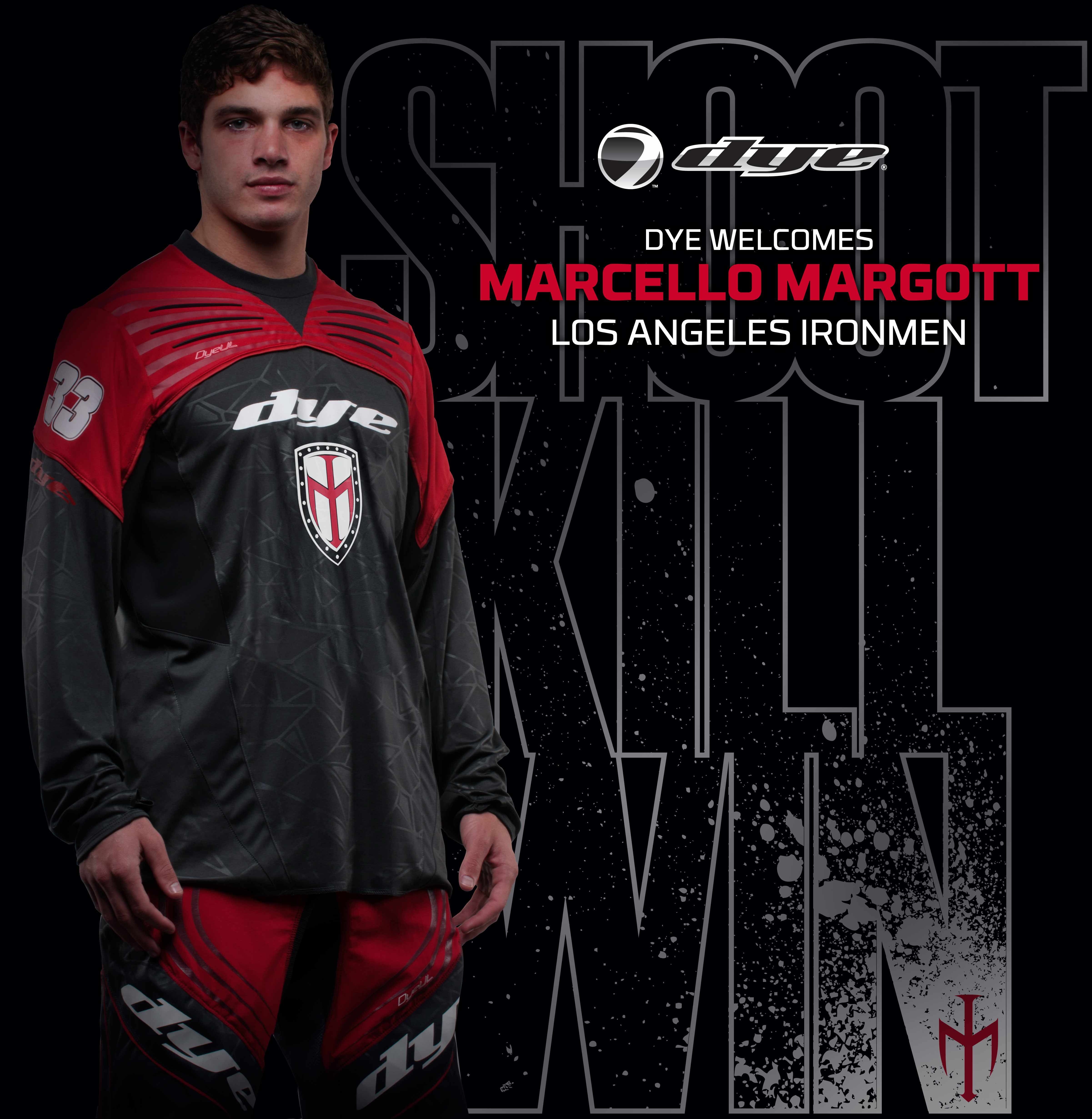 Marcello Margott signs with LA Ironmen