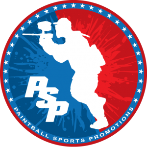 PSP Events Paintball Logo