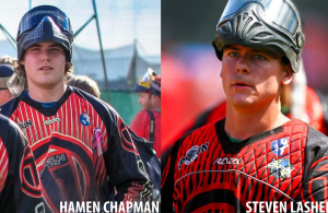 Hamen Chapmen, Steven Lasher, Tontons