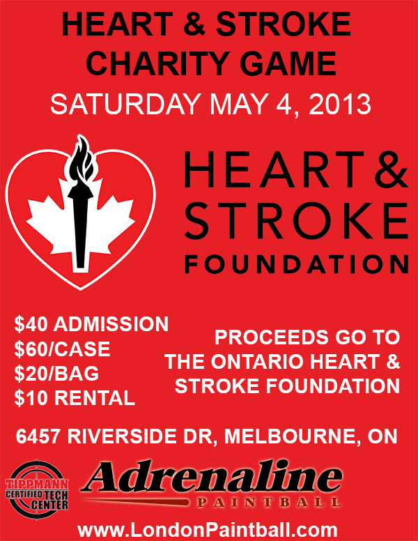 heart-and-stroke-charity-poster