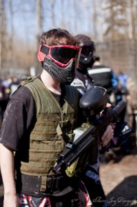 Paintball dictionary