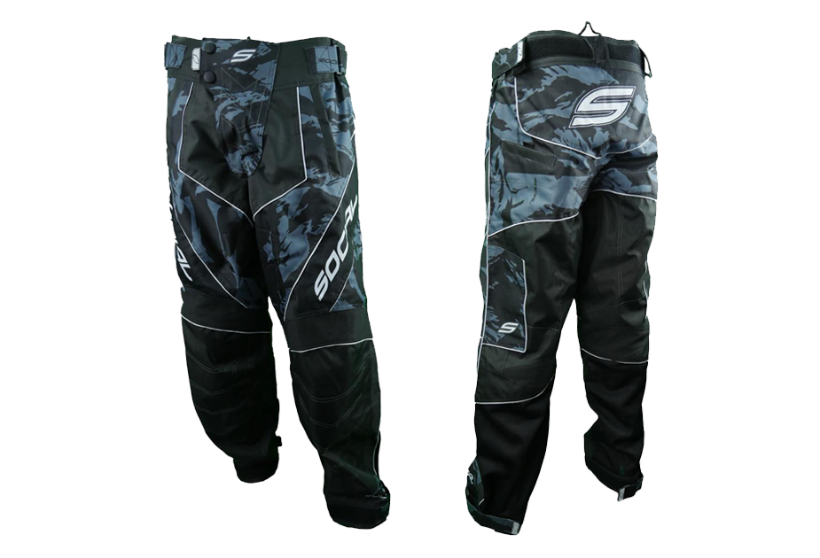 Grit Paintball Pants by Social Paintball