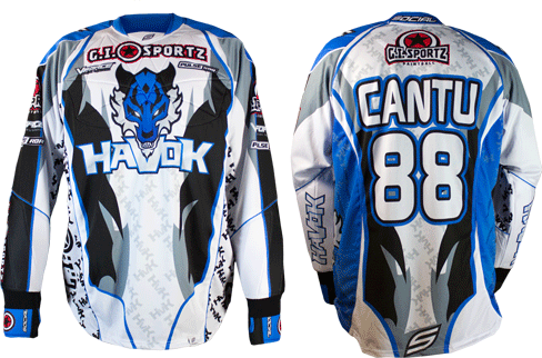 havok custom paintball jersey gallery