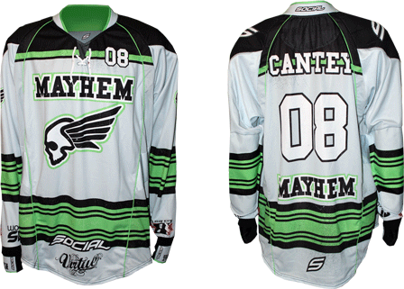 mayhem custom paintball jersey gallery