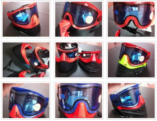 E-Flex™ Goggle System