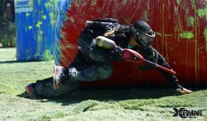 Kat Secor, Destiny Paintball
