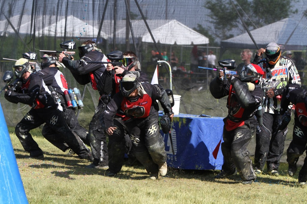 Chicago Legend Paintball
