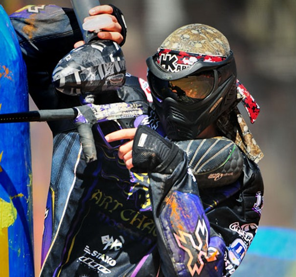 art chaos moscow paintball