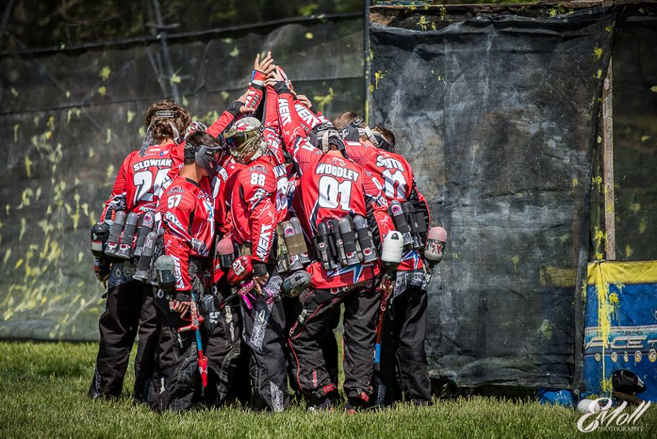 houston heat paintball photo