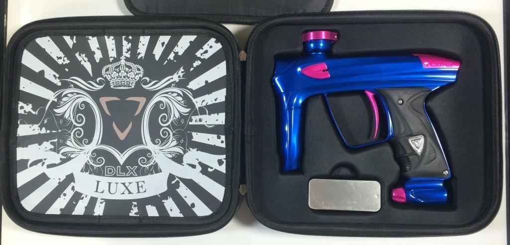 luxe oled paintball gun